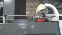 Auto Door CNC Machine